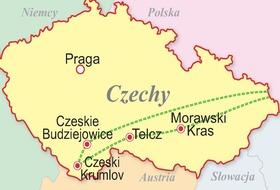Czechy - Czeskie grody i zamki
