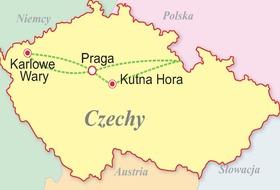Czechy - nie tylko Praga