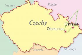 Czechy - Z wizytą na Morawach