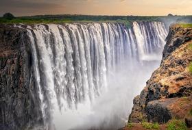 Delta i Wodospady- Namibia, Bostwana, Zimbabwe