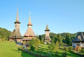 Drewniane cerkwie i malowane monastyry