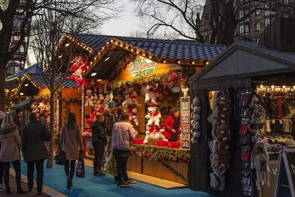 Drezno- Florencja Północy w bożonarodzeniowym blasku