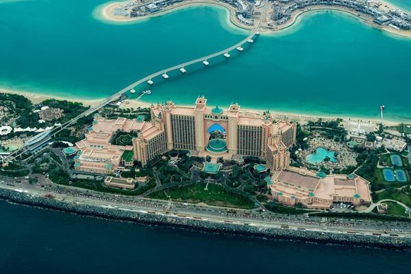 Dubaj - Odrobina Luksusu