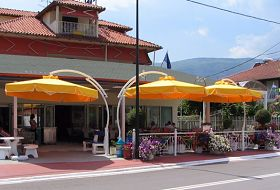 El Greco Hotel - Skotina area