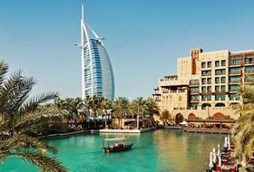 Emiraty Arabskie - Dubaj jest naj - zobacz i odpocznij