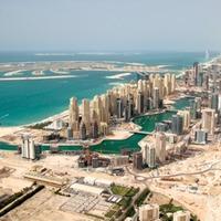 Emiraty - złoto pustyni i bajeczne Malediwy