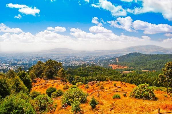 Etiopia - Zapomniane Królestwo