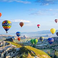Tanie studenckie wycieczki do Turcja, Riwiera Turecka, Obagol