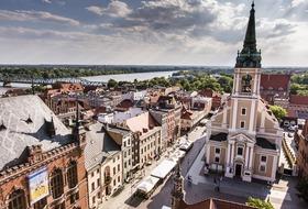 Gotyk, Krzyżacy i Miasto Wolności