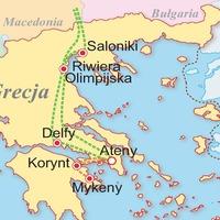 Grecja - Akropolis Tour