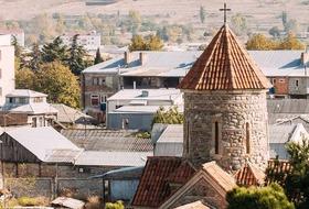 Gruzja, Azerbejdżan, Armenia - Czas na Kaukaz z Kutaisi