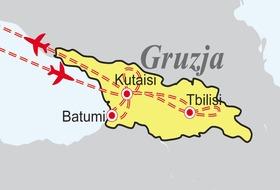 Gruzja: Morze Czarne i Kaukaz