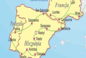 Hiszpania - Portugalia - Francja - Słoneczna Iberiada
