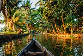 Indie - Bajeczna Kerala