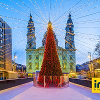 Jarmark Bożonarodzeniowy Budapeszt Express