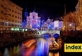Jarmark Bożonarodzeniowy Lublana i Zagrzeb BB
