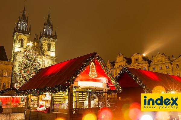 Jarmark Bożonarodzeniowy Praga Express