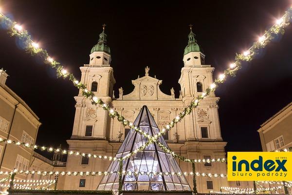 Jarmark Bożonarodzeniowy Salzburg Express
