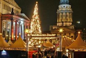 Jarmark Bożonarodzeniowy w Berlinie Express