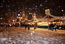 Jarmark bożonarodzeniowy w Zagrzebiu i