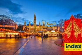 Jarmark Bożonarodzeniowy Wiedeń Express