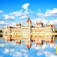 Jarmark Swiateczny w Budapeszcie