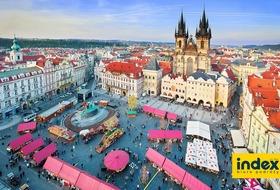 Jarmark Wielkanocny w Pradze