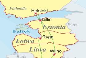 Litwa, Łotwa, Estonia - Baltic Tour