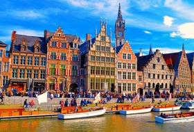 Luksemburg, Belgia i Holandia