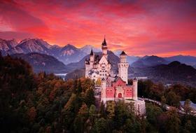 Magiczna Bawaria - zamki szalonego króla