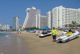 Meksyk z wypoczynkiem w Acapulco