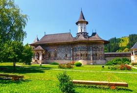 Mołdawia, Rumunia - Winnice i monastyry