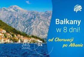 Najpiękniejsze zakątki Europy - Bałkany