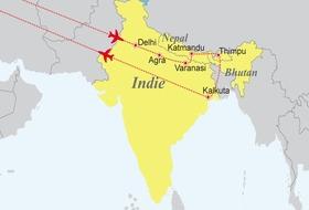 Nepal - Bhutan - Indie - Cztery himalajskie światy