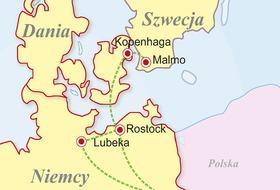 Niemcy, Dania, Szwecja - Skandynawski weekend