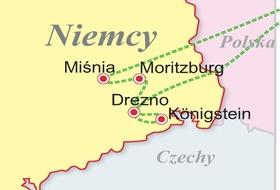 Niemcy - Drezno i Saksonia
