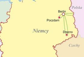 Niemcy - Królewskie rezydencje