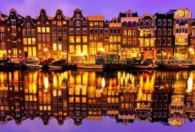 Noc Muzeów w Amsterdamie