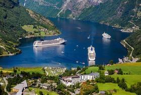 Norweskie Fiordy i Oslo