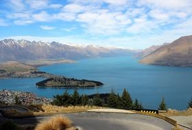 Nowa Zelandia - Wyspa północna i południowa