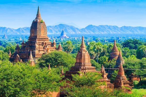 Oblicza Birmy