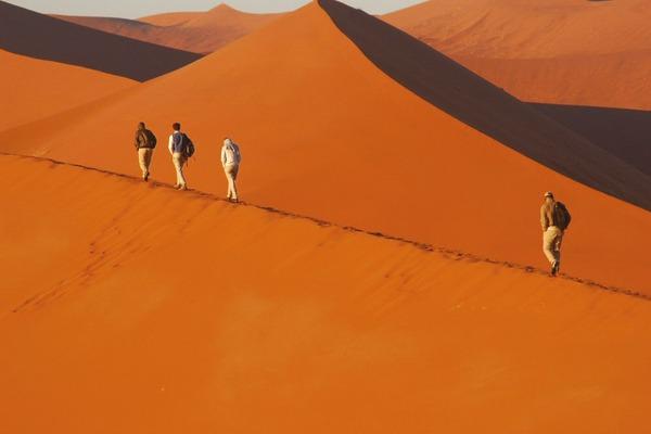 Odkrywamy cuda pustyni - zwiedzanie Namibii