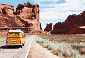 Odkrywamy parki narodowe - zwiedzanie USA