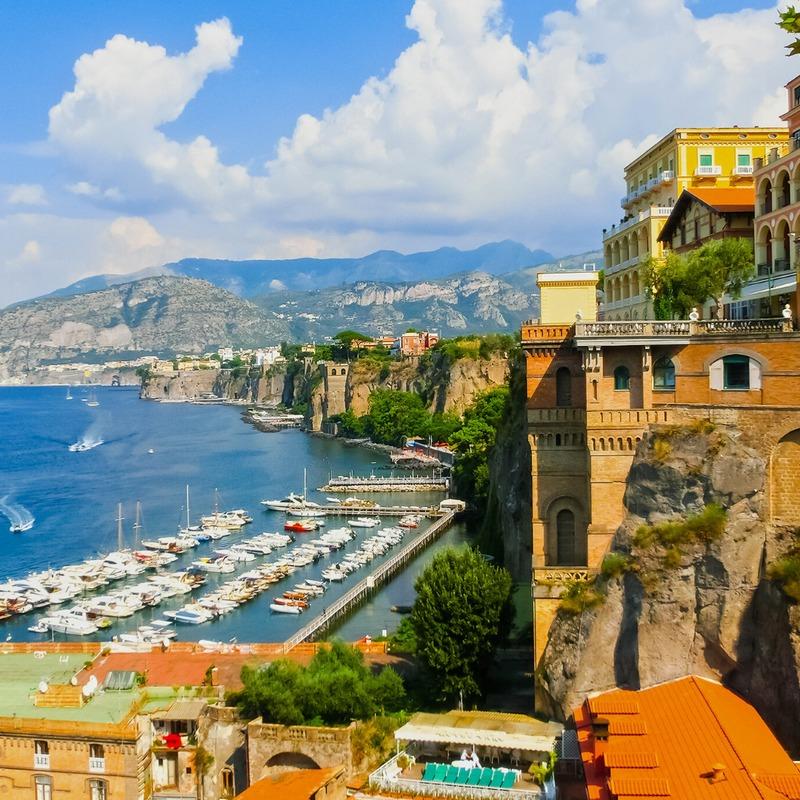 Panorama Włoch 10 dni
