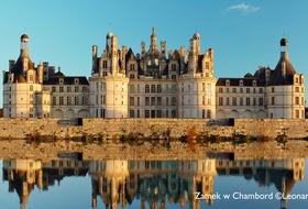 Paryż i zamki nad Loara