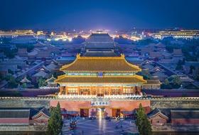 Pekin + Szanghaj - dwie metropolie i wod