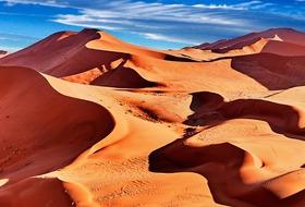 Po drodze do Himba - RPA i Namibia