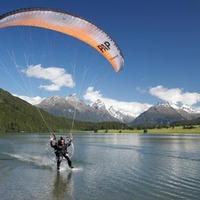 Podróż nawskroś Nowe Zelandii