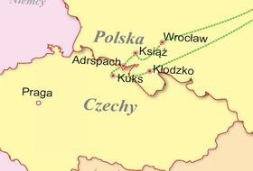 Polska, Czechy - Tajemniczy Dolny Śląsk