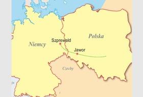 Polska, Niemcy - Urokliwy Szprewald